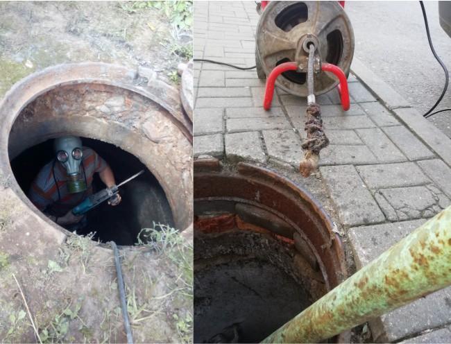 Прочистка канализации Солигорск